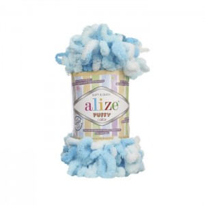 5924 Пряжа Alize Puffy Color