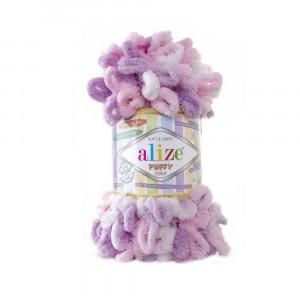 6051 Пряжа Alize Puffy Color