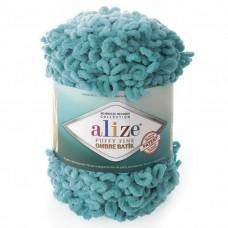 7246 Пряжа Alize Puffy Fine Ombre Batik