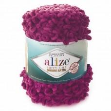 7279 Пряжа Alize Puffy Fine Ombre Batik