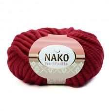 1175 Пряжа Nako Pure Wool Plus