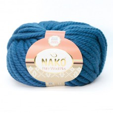 10093 Пряжа Nako Pure Wool Plus