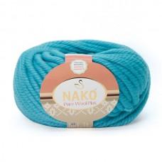 6404 Пряжа Nako Pure Wool Plus