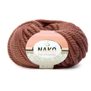 10271 Пряжа Nako Pure Wool Plus