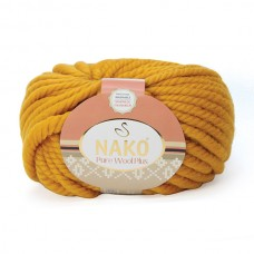 10429 Пряжа Nako Pure Wool Plus