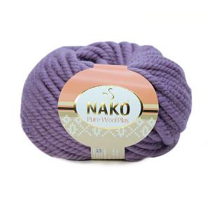 10506 Пряжа Nako Pure Wool Plus