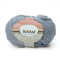 11478 Пряжа Nako Pure Wool Plus