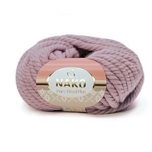 11479 Пряжа Nako Pure Wool Plus