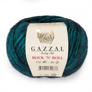 12834 Пряжа Gazzal Rock'n'Roll