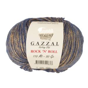 13184 Пряжа Gazzal Rock'n'Roll