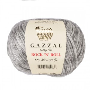 13255 Пряжа Gazzal Rock'n'Roll