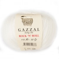 13733 Пряжа Gazzal Rock'n'Roll