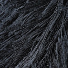 02 Пряжа YarnArt Samba (Травка) черный