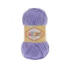 158 Пряжа Alize Softy лиловый