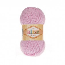 185 Пряжа Alize Softy розовый