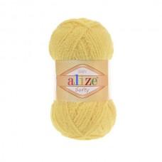 187 Пряжа Alize Softy лимонный