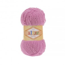 191 Пряжа Alize Softy светло-розовый