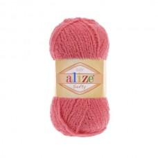 33 Пряжа Alize Softy ярко-розовый