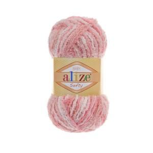 плюшевая пряжа alize softy