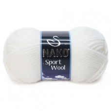 208 Пряжа Nako Sport Wool