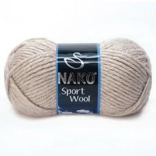 2167 Пряжа Nako Sport Wool