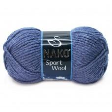 23162 Пряжа Nako Sport Wool