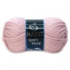 10639 Пряжа Nako Sport Wool