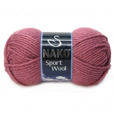 327 Пряжа Nako Sport Wool