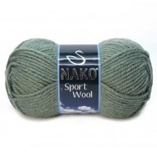 1631 Пряжа Nako Sport Wool