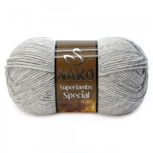 00195 Пряжа Nako Superlambs Special