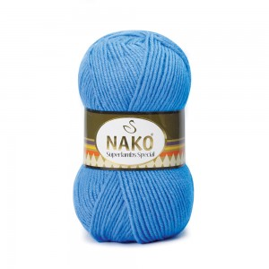 01256 Пряжа Nako Superlambs Special