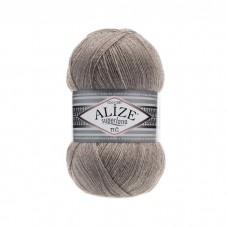 207 Пряжа Alize Superlana Tig светло-коричневый меланж