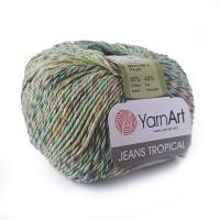 616 Пряжа YarnArt Jeans Tropical