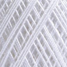 003 Пряжа YarnArt Violet белый