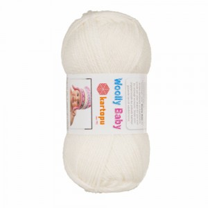 019 Пряжа Kartopu Wooly Baby
